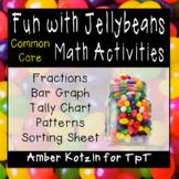 Fun with Jellybean Math (Common Core Aligned)