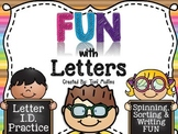 Fun with Letters! (Letter Identification Practice)