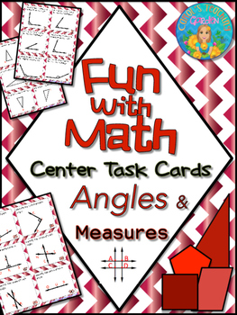 Fun with Math Angles and Measures Common Core Inspired