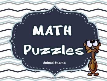 Fun with Math Puzzles!