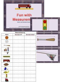 Fun with Measurement