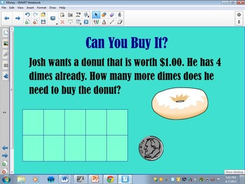 Counting Coins: Fun with Money