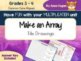 Fun with Multiplication: Array & Area Models (3.OA.4, 3.OA.5, 4.OA.4)
