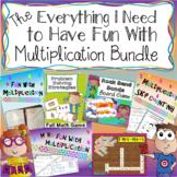 Fun with Multiplication BUNDLE