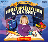 Fun with Multiplication and Division by SuperStart