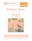 Fun with Music - Primary Music for Fall
