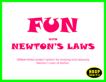 Fun with Newton's Laws Project