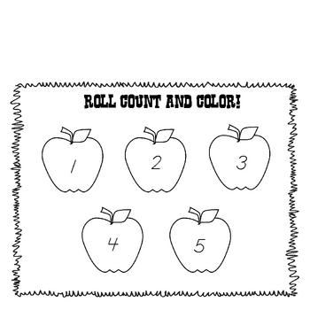 Fun with Numbers! 1-10 {Manuscript}