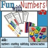 Fun with Numbers- Kindergarten