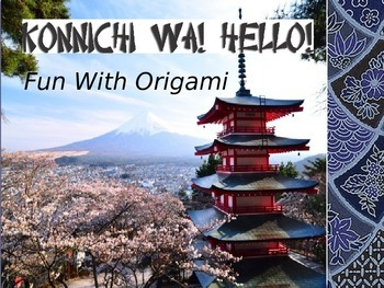 Fun with Origami:History, Origin, Art
