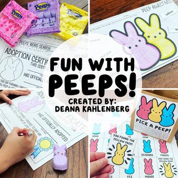 Fun with Peeps!