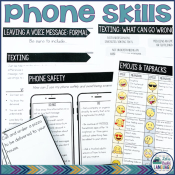 Fun with Phone Skills!