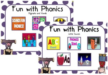 Fun with Phonics Brain Breaks