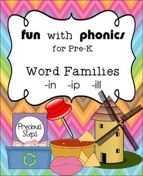 Phonics Word Families