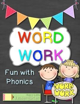 Fun with Phonics: Word Work