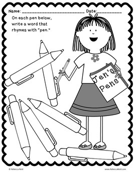 Fun with Phonograms Color-by-phonogram and more printables for 2nd grade