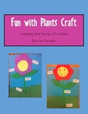 Fun with Plants Craft: Parts of a Plant