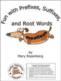 Fun with Prefixes, Suffixes, and Root Words by Mary Rosenberg
