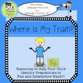 FULL VERSION Matthew's Train:  Fun with Prepositions and P