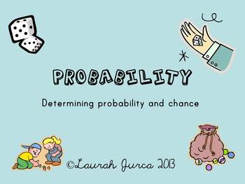 fun with probability powerpoint presentation by tools for teachers