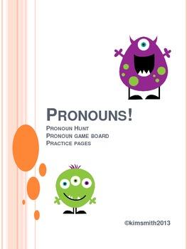 Fun with Pronouns!