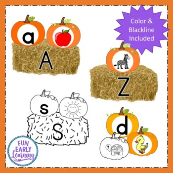 Fun with Pumpkins! Letter-Sound Correspondence