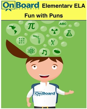 ELA Fun with Puns-Interactive Lesson