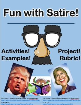 Fun With Satire Assignments And Final Creative Satire Project