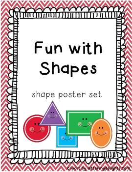 Fun with Shapes (posters)