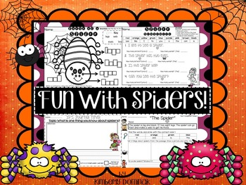 Fun with Spiders