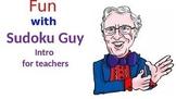 Fun with Sudoku Guy FREE