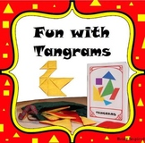 Fun with Tangrams - Freebie