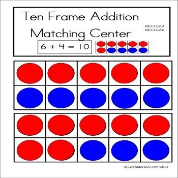 Fun with Ten Frames