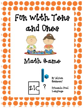 Fun with Tens and Ones! Math Center Activity
