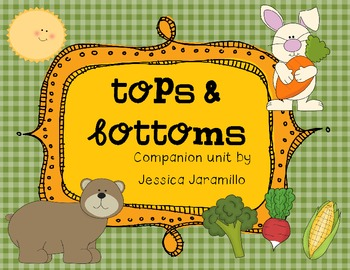 Fun with Tops and Bottoms Printables