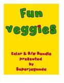 Fun with Veggies