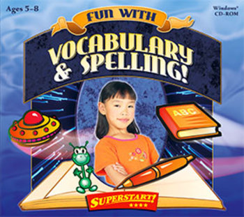 Fun with Vocabulary and Spelling by Superstart