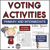 Fun with Voting:  Election Activities for Elementary School