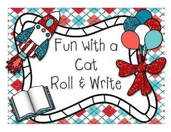 Fun with a Cat Roll and Write