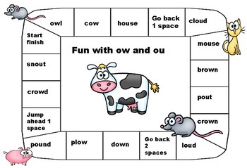 Fun with ow and ou