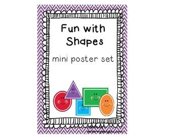 Fun with shapes Mini Set