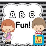 Fun with the Alphabet