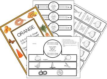 Fun with the Color Orange