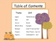 Fun Fall Phonics