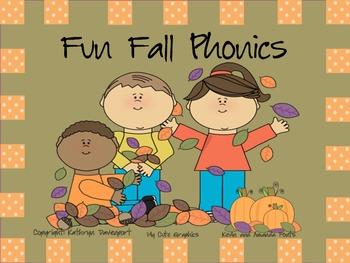 Fun Fall Phonics