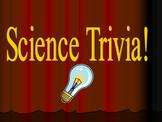 Fun Science Trivia Game