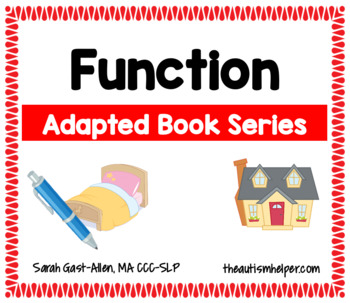 Function Adapted Book Series