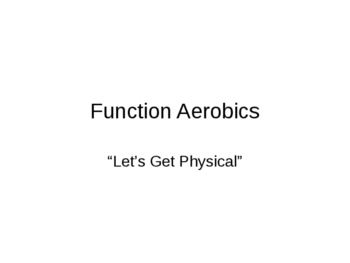Function Aerobics