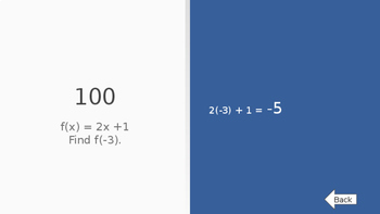 Function Basics Jeopardy Game