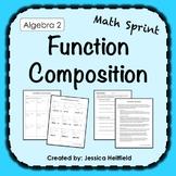 Function Composition Activity: Math Sprints
